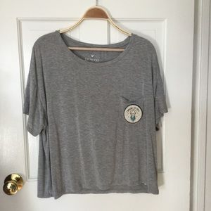AMERICAN EAGLE OUTFITTERS Soft & Sexy t shirt XL